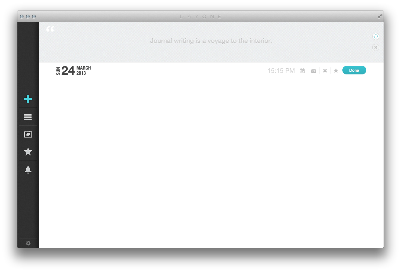 Citaten Met Schrijven : Ook een dagboek op je mac gebruik day one apple coach