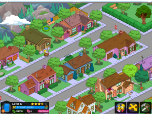 The Simpons: Tapped Out